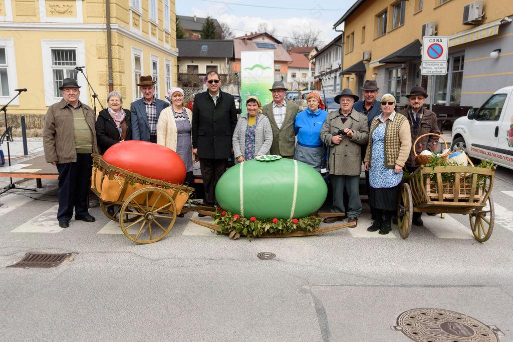 V Ivančni Gorici je potekal 11. velikonočni Ivankin sejem