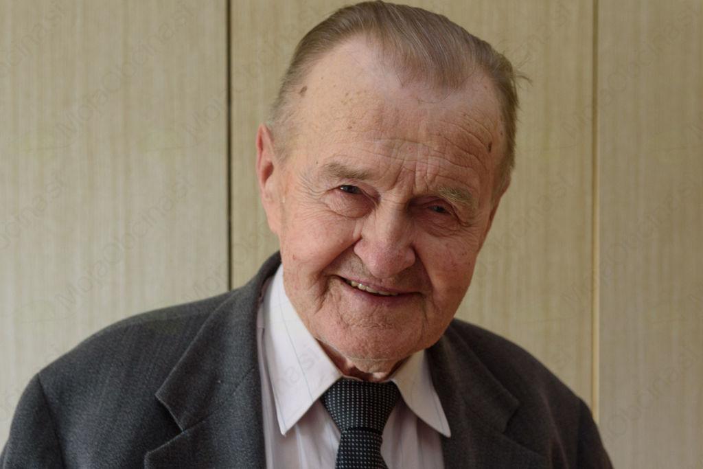 90 let Cirila Petana iz Muljave