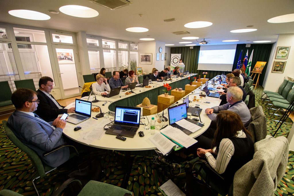 Danes bo potekala 5. redna seja Občinskega sveta Občine Ivančna Gorica