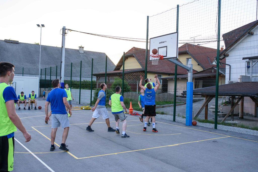 Zaključek košarkaške sezone Košarkaškega kluba Ivančna Gorica