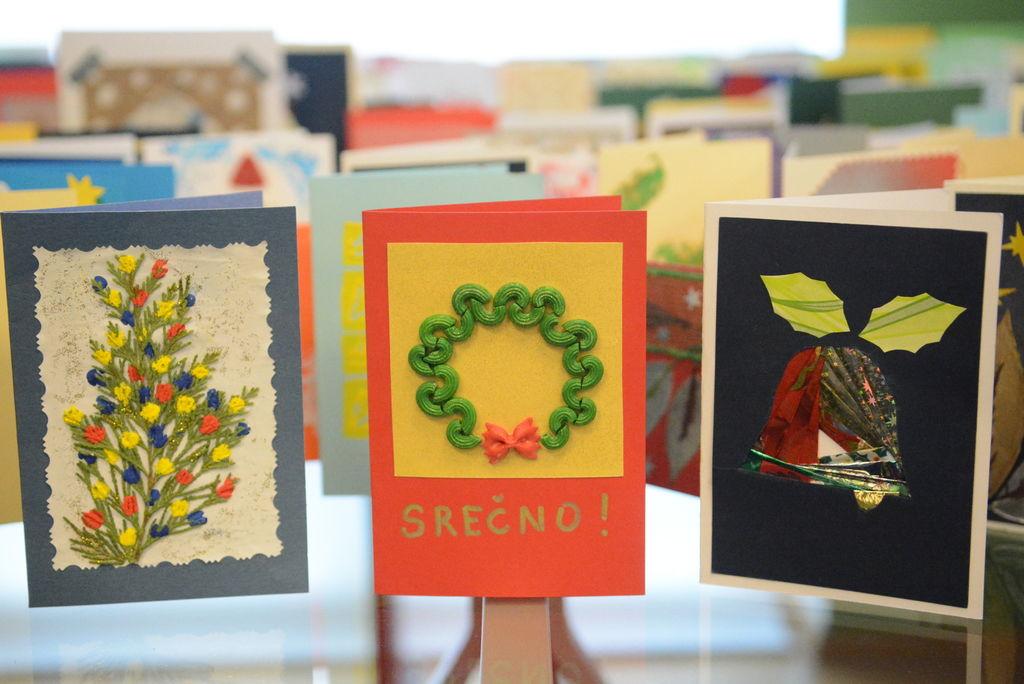 Natečaj za najlepše oziroma najizvirnejše božično-novoletne voščilnice