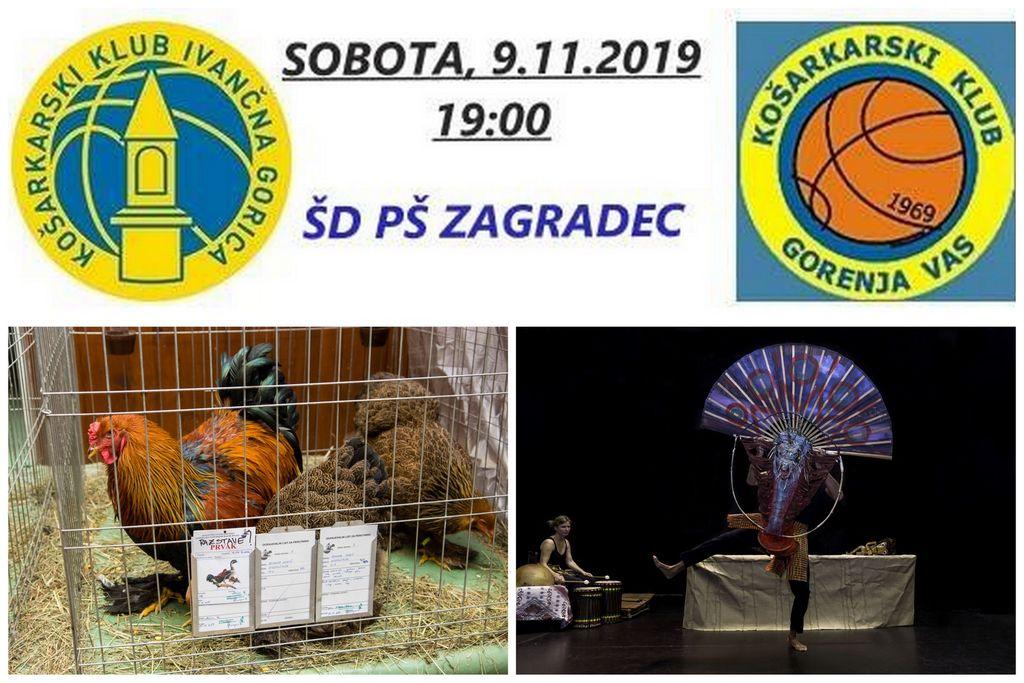 Napovednik dogodkov v občini Ivančna Gorica za prihajajoči vikend