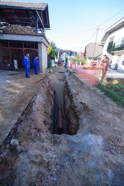 Občina Ivančna Gorica nadaljuje z investicijami kanalizacijskih in vodovodnih omrežij