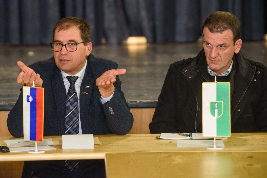 Župan Dušan Strnad o načrtih suhokranjskega bisera naše občine