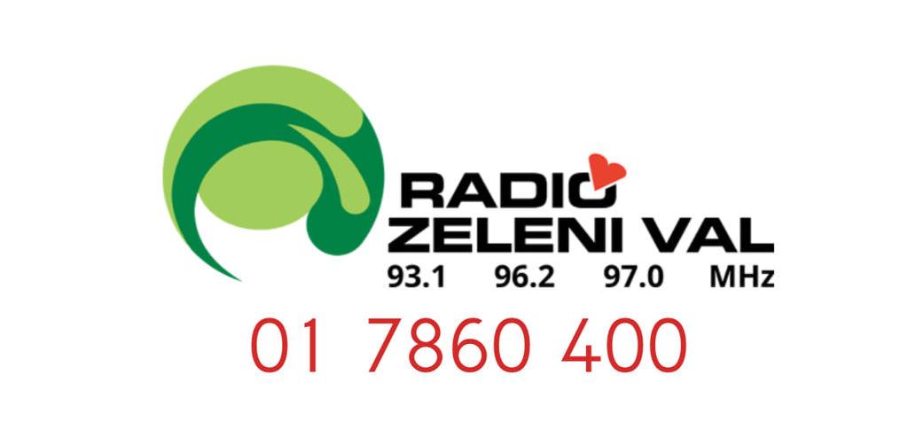 Na Radiu Zeleni val o aktualnem stanju COVID-19 v občini Ivančna Gorica