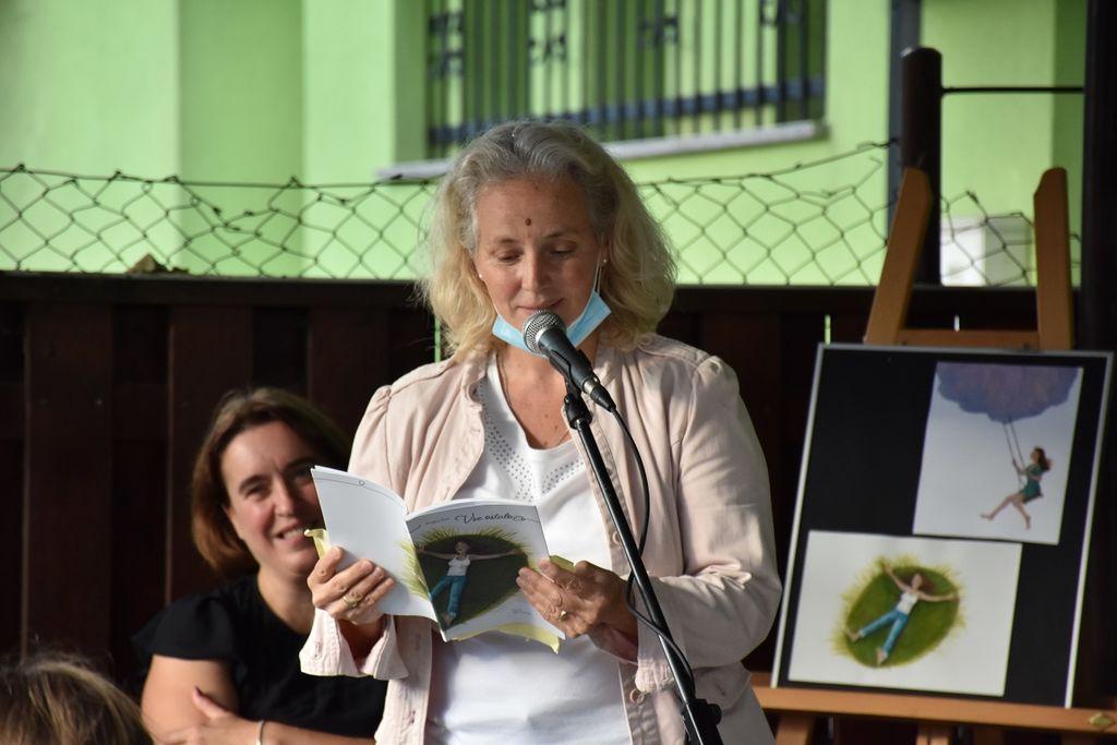Nova pesniška zbirka Dragice Šteh