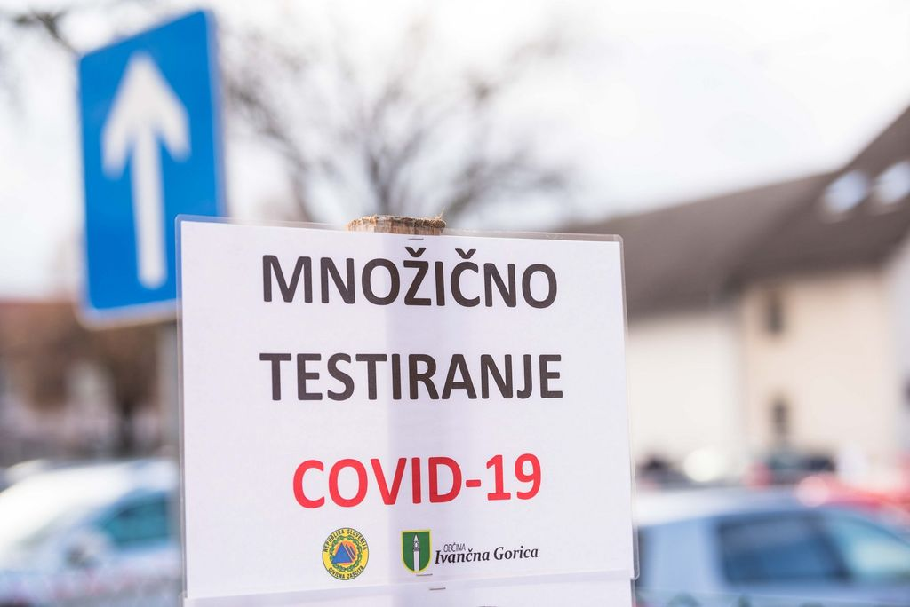 Začelo se je množično testiranje v Ivančni Gorici