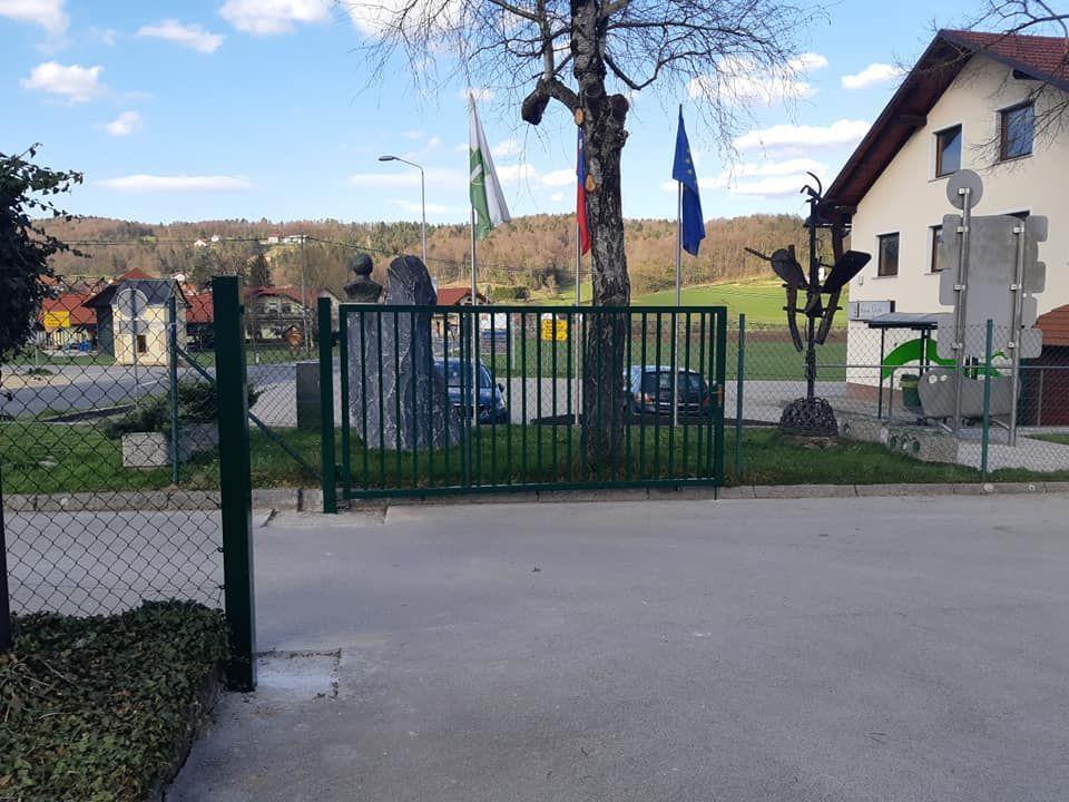 Novi pridobitvi na šentviški šoli in podružnični šoli v Temenici