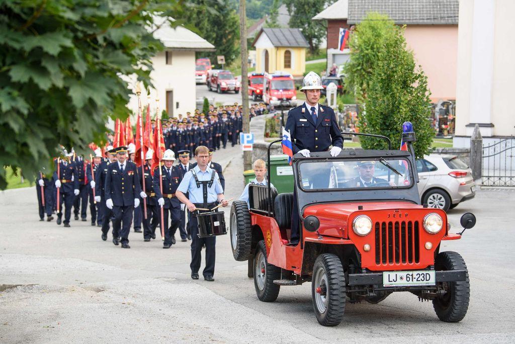 Danes goduje Sveti Florijan - zavetnik gasilcev