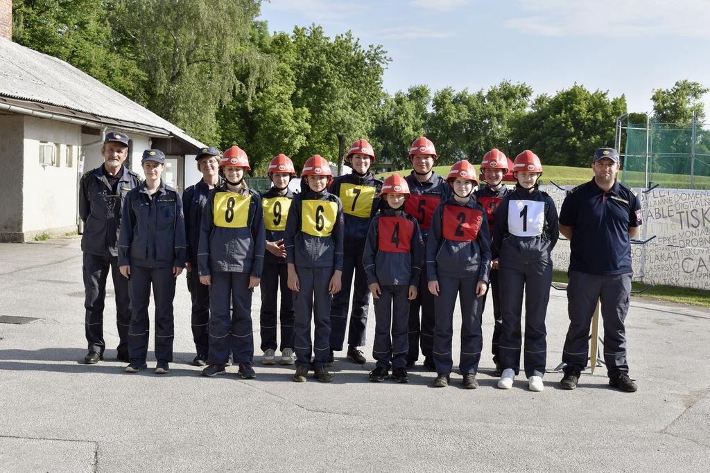 Gasilci uspešno zastopali našo občino na državnem gasilskem tekmovanju v Celju