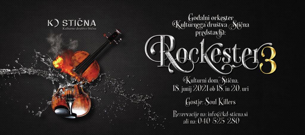 V Stični pripravljajo Rockester 3
