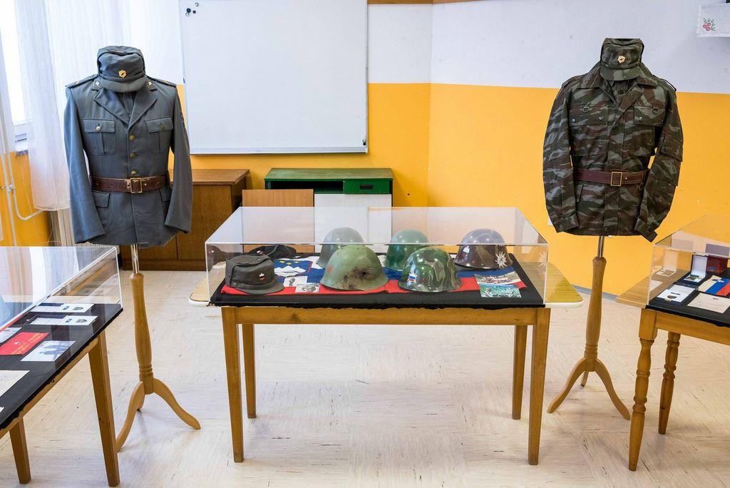 V Ivančni Gorici še možen ogled razstave o osamosvojitveni vojni '91