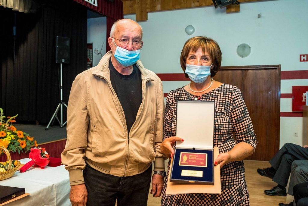 70 let Društva upokojencev Višnja Gora