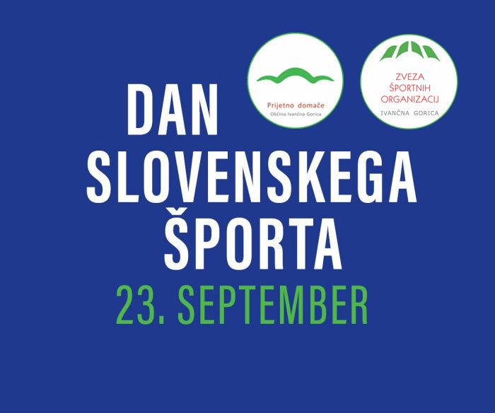Danes praznujemo Dan slovenskega športa