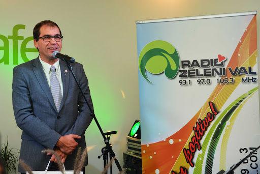Čestitke Radiu Zeleni val za 26 let pozitivnih zgodb iz občine Ivančna Gorica