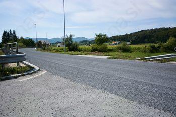Iz Ivančne Gorice proti Muljavi po bolj varni cesti