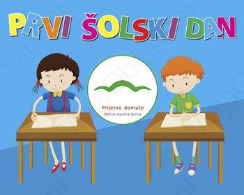 Letos velja posebna pozornost prvim šolskim dnevom