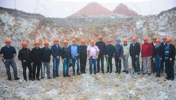 Na Leskovški planoti pričeli z gradnjo vodovodnega omrežja