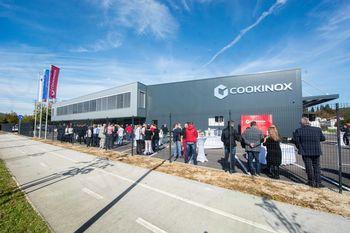 Odprtje novih poslovnih prostorov podjetja Cookinox v Ivančni Gorici