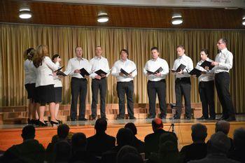 V Šentvidu bo danes potekala območna revija odraslih pevskih zborov