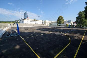 Nova in obnovljena športna igrišča v občini Ivančna Gorica