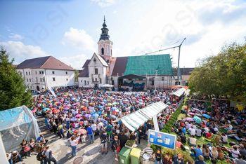 37. vseslovensko srečanje mladih v Stični
