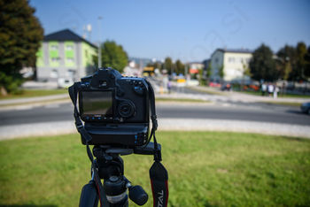 Računsko sodišče RS snemalo film v Ivančni Gorici