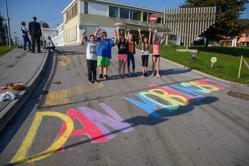 Prometni dan na Osnovni šoli Ferda Vesela v Šentvidu pri Stični