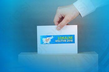 Pomembna obvestila za glasovanje na lokalnih volitvah 2018