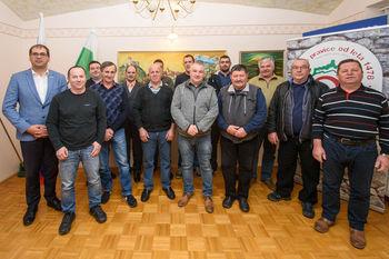 Začele so se konstitutivne seje krajevnih skupnosti; Višnja Gora ima novega predsednika