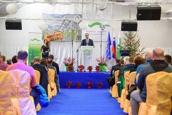 Novoletni sprejem župana Dušana Strnada