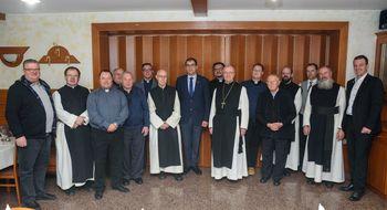 Tradicionalno predpraznično srečanje z duhovniki iz občine Ivančna Gorica