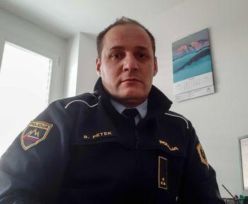 Bojan Petek, novi komandir Policijske postaje Grosuplje