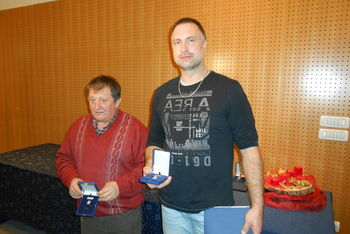 Občan Ivančne Gorice prejel medaljo za požrtvovalnost