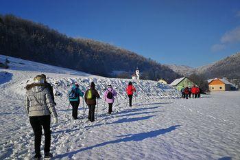 Letošnji Sobraški pohod rekordno obiskan