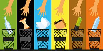 Kako uspešni smo bili pri zbiranju komunalnih odpadkov v letu 2018?