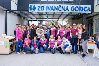 Zdravje za vse – dan odprtih vrat v ZD Ivančna Gorica