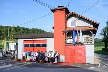 90 let Prostovoljnega gasilskega društva Metnaj