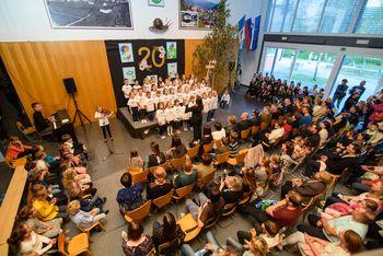 Podružnična šola je gonilo kulturnega in družabnega življenja v Višnji Gori