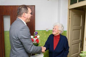 90 let Ane Sever iz Muljave