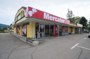 Vrata je odprla nova Mercatorjeva trgovina v Šentvidu pri Stični