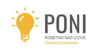 Objavljen je javni razpis »Podjetno nad izzive v Ljubljanski urbani regiji – PONI LUR«