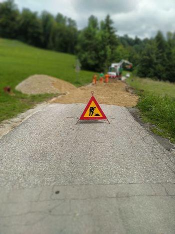 Sanacija škode na infrastrukturi po julijskem neurju