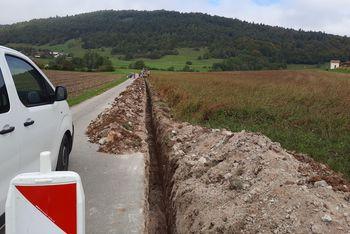 Začela se je gradnja odprtega optičnega omrežja RUNE