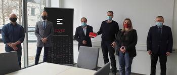 Podjetje Elvez nadaljuje dobro sodelovanje z Občino Ivančna Gorica