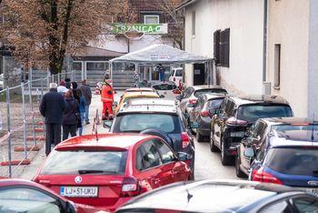 Objavljamo termine hitrega testiranja v Ivančni Gorici za naslednji teden