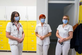 Nova pediatrinja v Zdravstvenem domu Ivančna Gorica