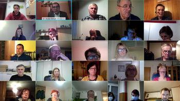 Občinski svet Občine Ivančna Gorica bo danes preko spleta izpeljal 19. redno sejo