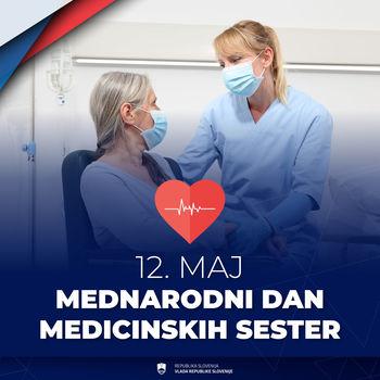 Obeležujemo mednarodni dan medicinskih sester in zdravstvenih tehnikov