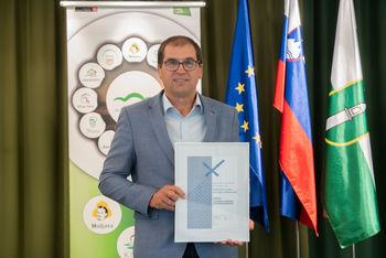 Občina Ivančna Gorica prejemnica naziva »Prostovoljstvu prijazna občina«